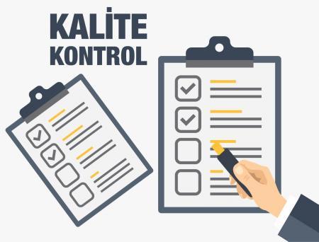 KALİTE KONTROL NEDİR ? Toplam kalite kontrolü nedir? VİO ile Kalite Kontrol